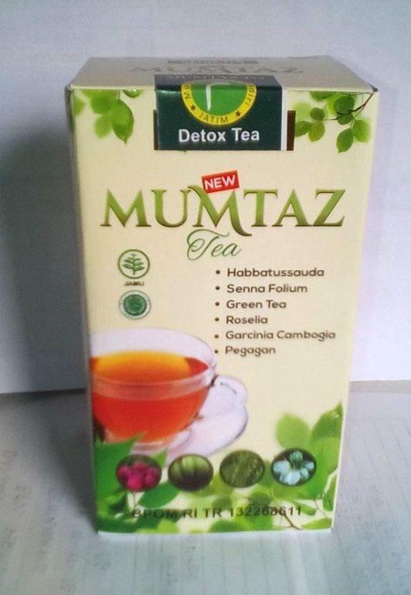 Teh Mumtaz/Detox Tea