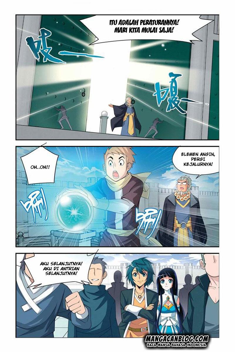 Battle Through Heaven Chapter 12-4