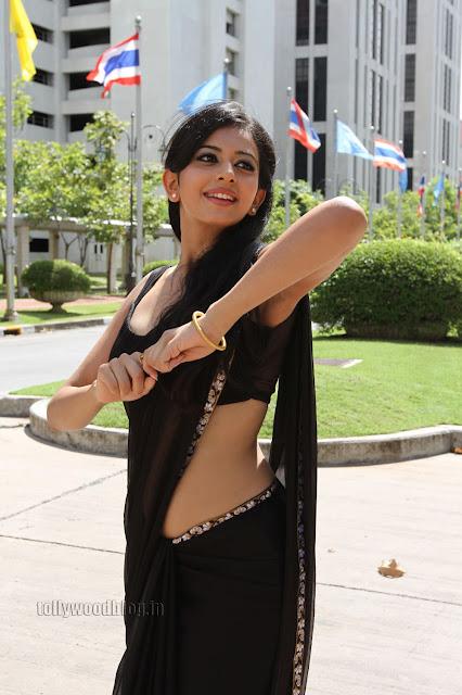 Rakul Preet  pics in saree 003.jpg