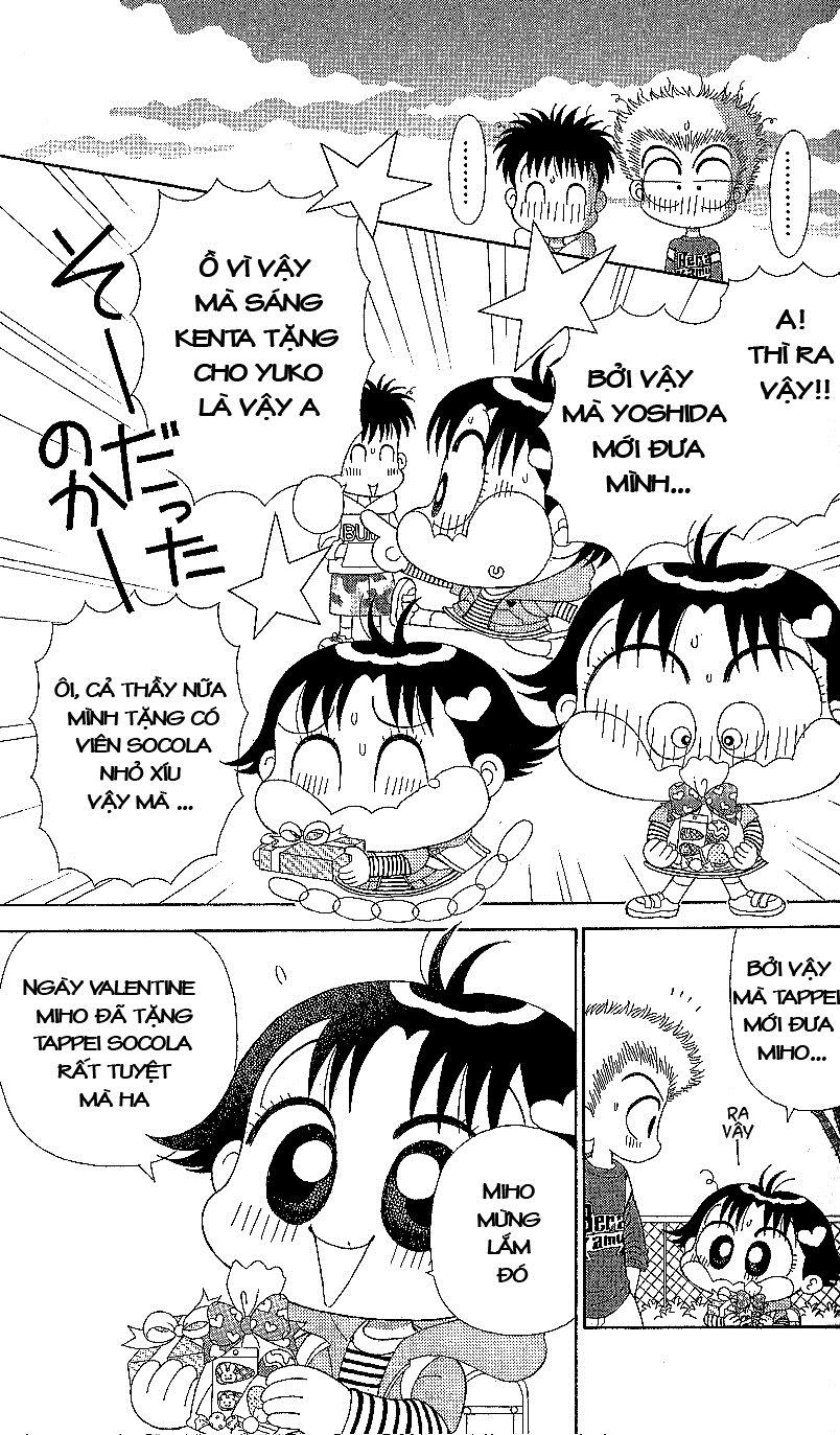 Kocchi Muite! Miiko chap 8 - Trang 16