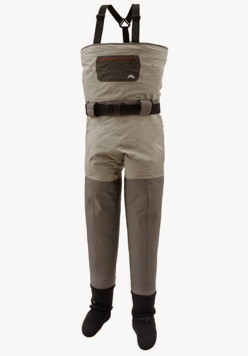 Current seams simms headwaters convertible waders review for Fishing waders reviews