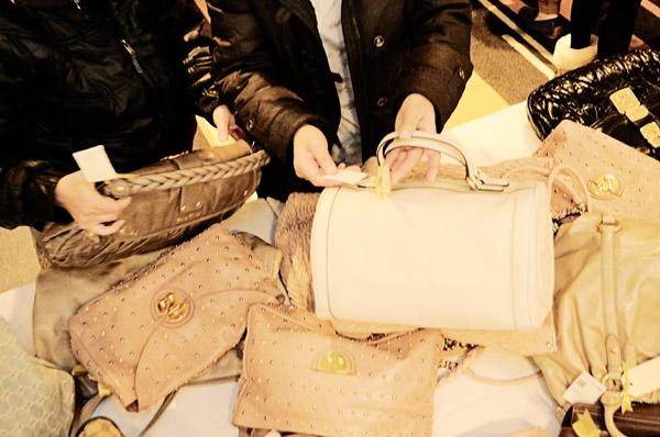 Reebonz luxury handbag sale, Hilton Hotel Sydney