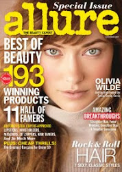 Carrie Meredith was interviewed for the Oct. 2011 issue of Allure Magazine