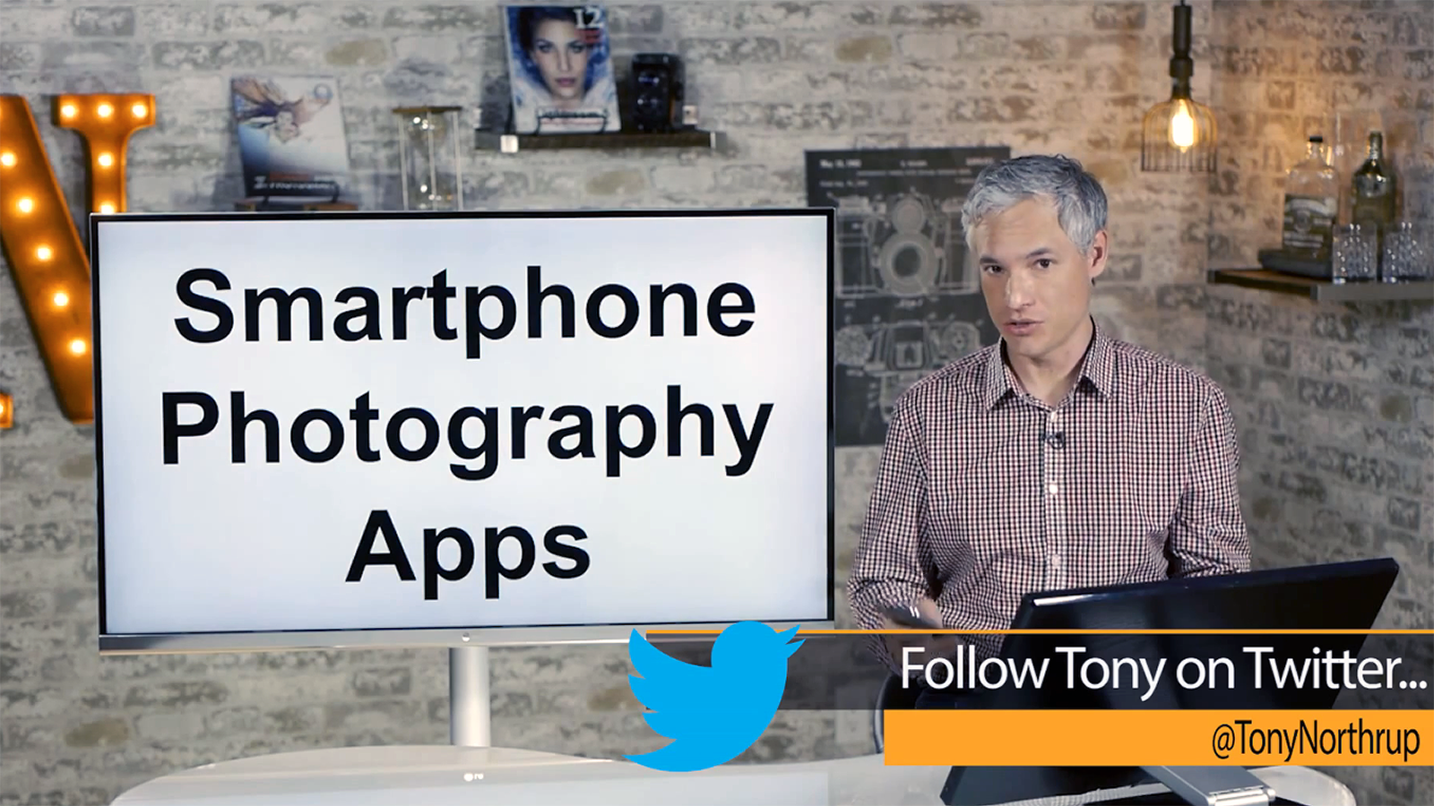 Award Winning Photographer and Author, Tony Northrup Reviews his favorite Smartphone Photography Apps