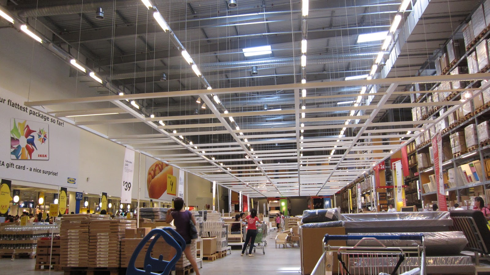 Eat Drink Dance Repeat Shop And Nom At Ikea Tampines