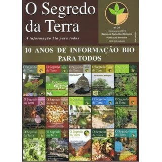Revista o Segredo da Terra nº 34 - 10 anos de informação bio para todos