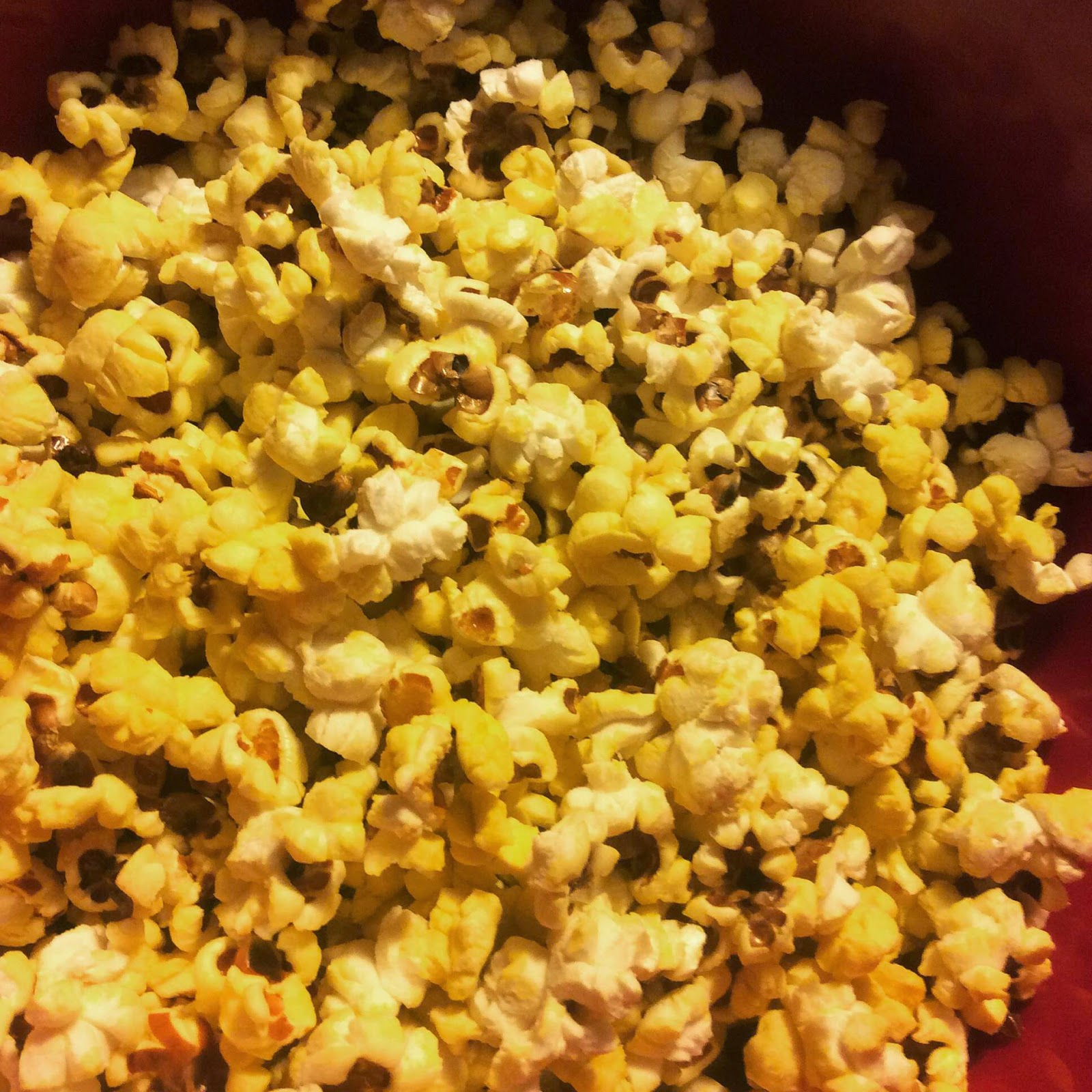 Franklin's Popcorn: Tasty Treat
