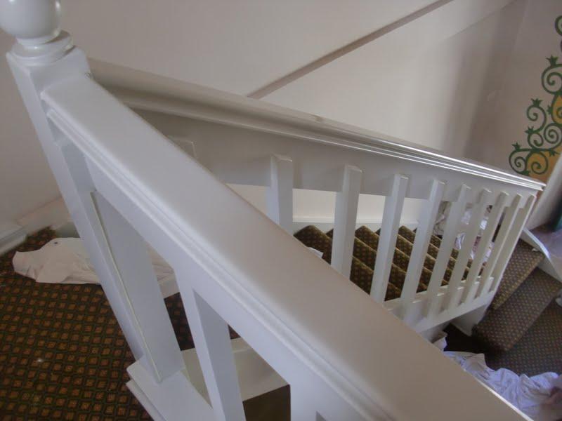 Decoraciones manualidades en madera retoques en un mueble - Laca blanca para madera ...