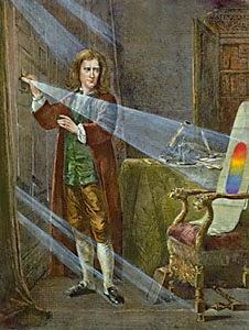 Isaac Newton e os estudos de óptica física