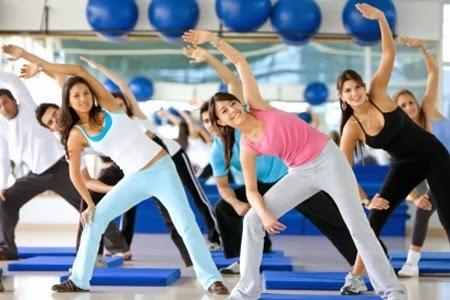 Como montar un centro de aerobicos