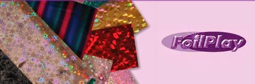 Foil Play web site - paper craft supplies