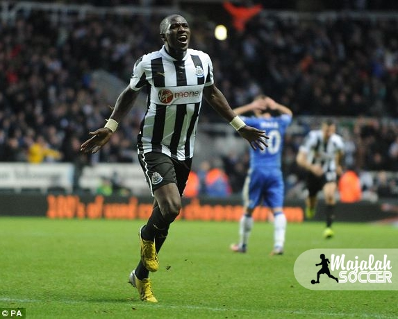 Berikut Video Cuplikan Gol dan Highlight pertandingan antara Newcastle