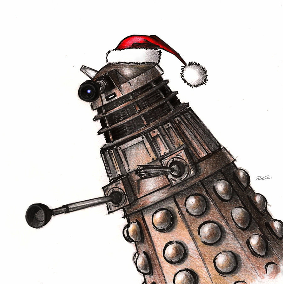 Daleks of the Day: 2015