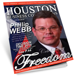 "MEET PHILLIP WEBB A ""THOUGHT LEADER"" FOR THIS SERIES"