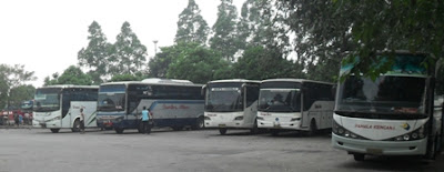 Daftar Tarif Bus Lebaran Idul Fitri 2015 Terbaru