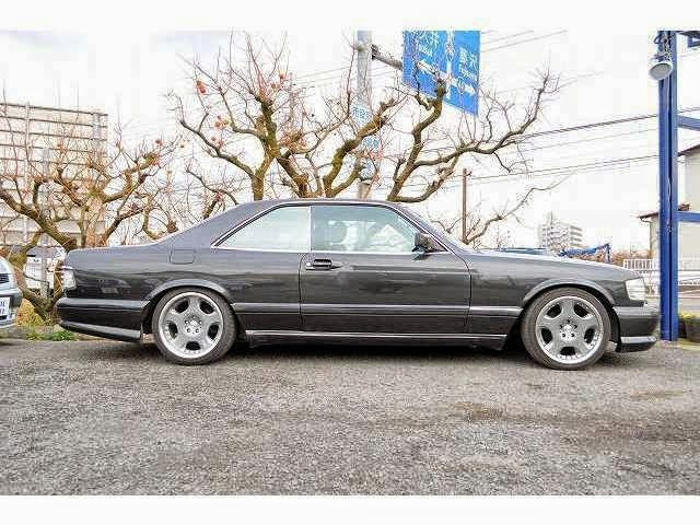 mercedes w126 560 sec oz wheels