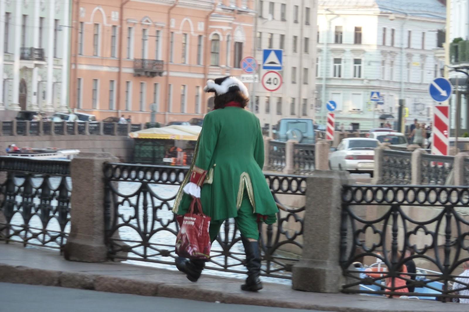 Rencontre avec homme russe