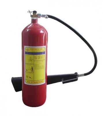 nạp bình chữa cháy tại TPHCM