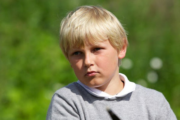 Prince Sverre Magnus of Norway today celebrates his tenth birthday. Prince Sverre Magnus of Norway came into this world as the second child of Crown Prince Haakon and Crown Princess Mette-Marit of Norway