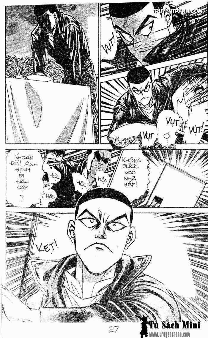 Đầu bếp siêu đẳng (Iron Wok Jan) Chapter 1 - Trang 27