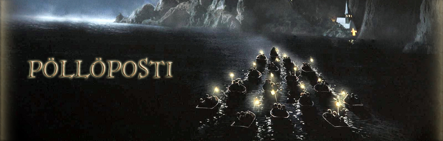 PÖLLÖPOSTI - Harry Potter-blogi / arvostelusivu