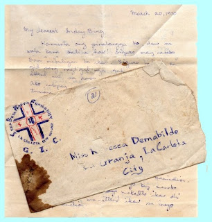 43-year-old love letter