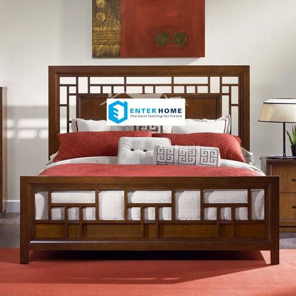 Phòng ngủ trầm ấm