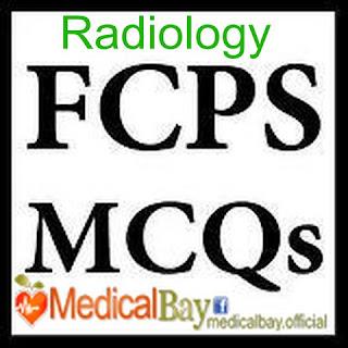 Radiology mcqs fcps recalls
