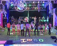 Brothers dançam ao som de Leo Jaime na Festa Disco