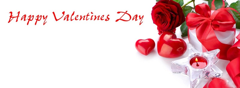 Happy Valentines Day 2018 Facebook Cover Pics