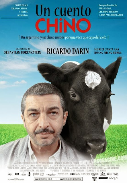 Un Cuento Chino DVDRip Español Latino