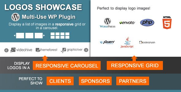 Download Free Logos Showcase v1.6.4 Multi Use Responsive WP Plugin.
