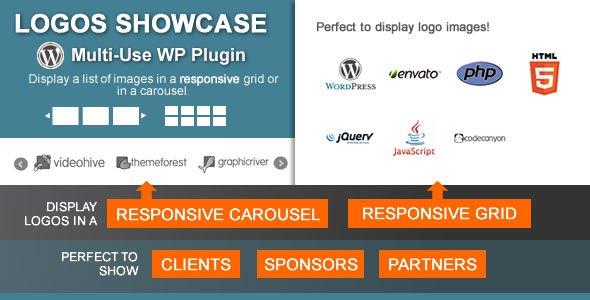 Download Free Logos Showcase v1.6.4 Multi Use Responsive WP Plugin.