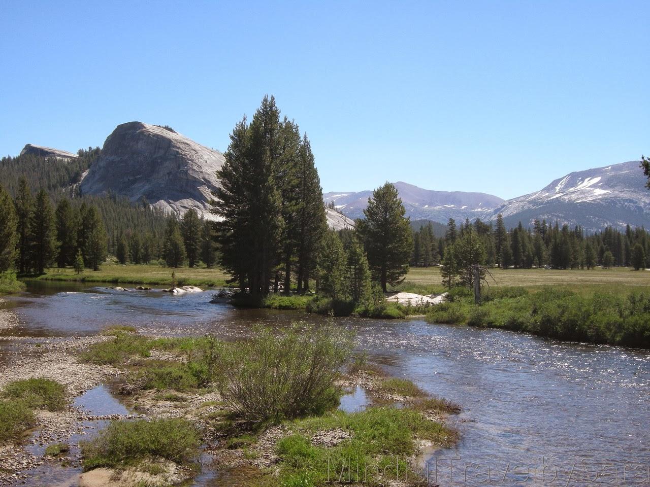 Costa Oeste de Estados Unidos: Yosemite