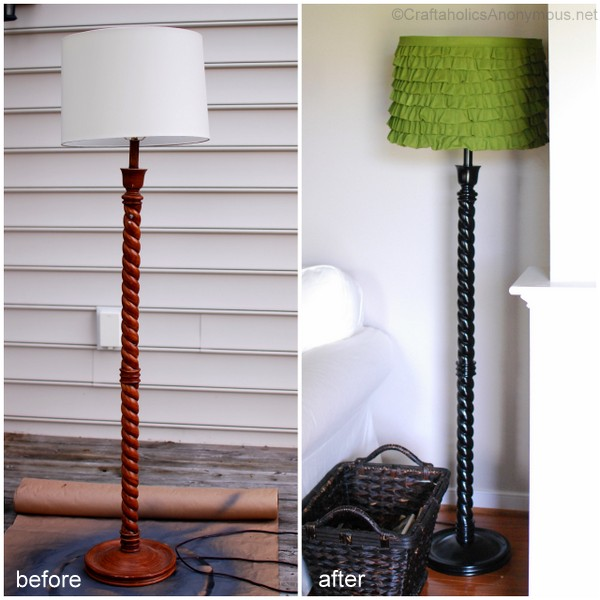 The Finishing Touches: Lamp Makeover Inspiration