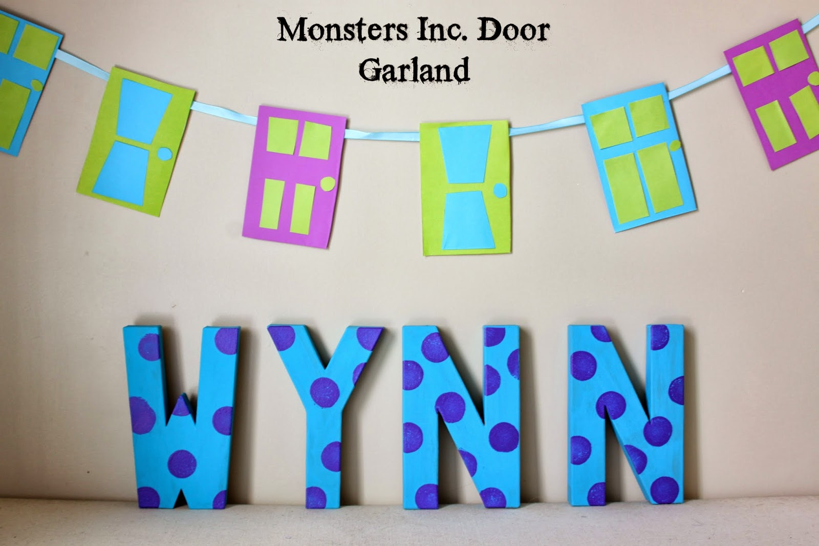 Monster Inc Baby Shower Decorations Similiar Monster Inc Ideas Pinterest Keywords