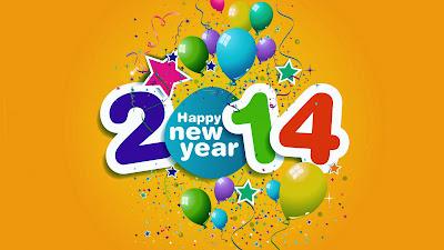 Wallpapers de Año Nuevo 2014