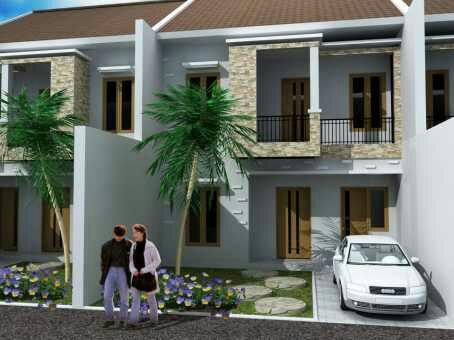 5 contoh bangunan rumah minimalis sederhana 1 lantai dan 2