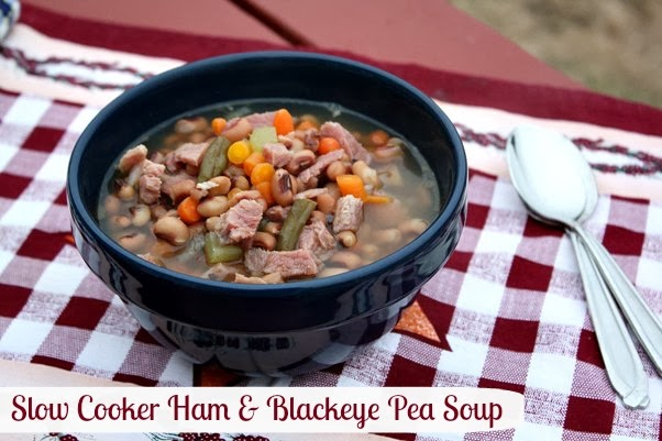 ... Cooking & Family Friendly Recipes: Slow Cooker Ham & Blackeye Pea...