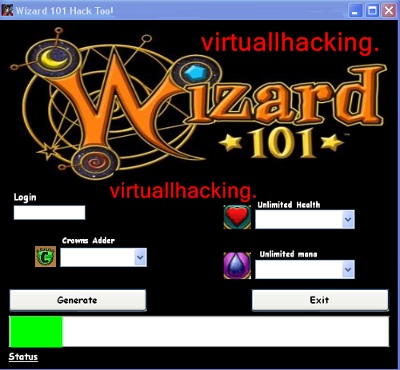 wizard101 crowns generator 2013