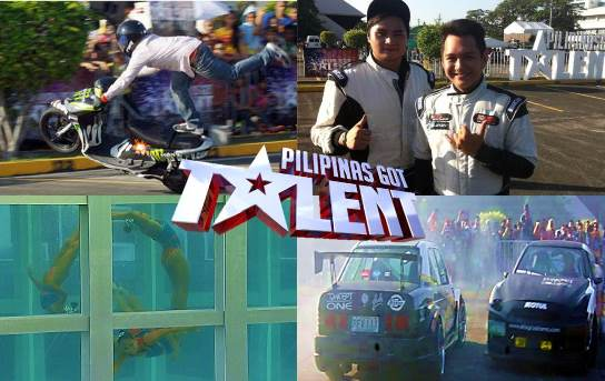 PGT 4 Outdoor Acts