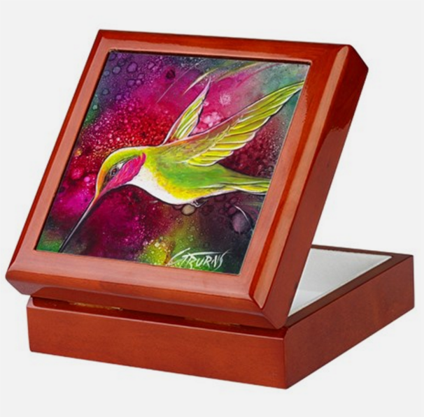 KEEPSAKE FUNCTIONAL ART