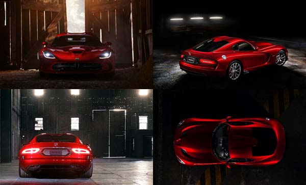 All New Dodge 2013 SRT Viper