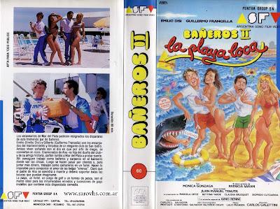 Bañeros II, la playa loca