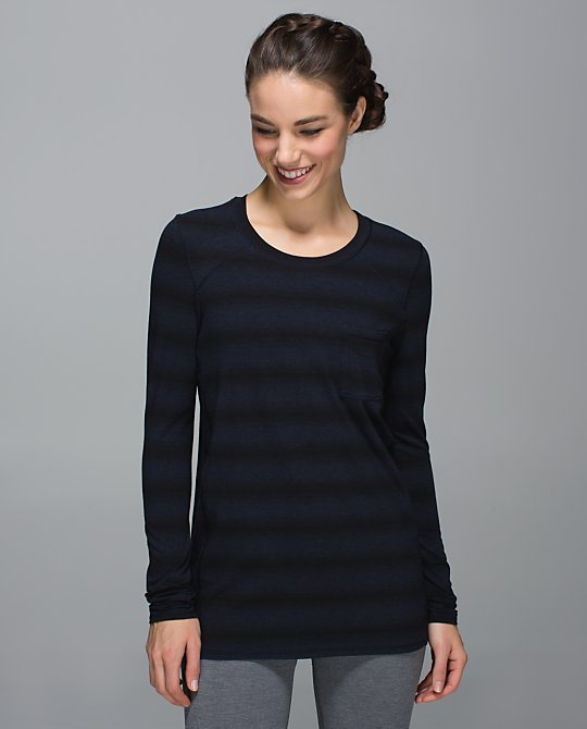 lululemon find your zen ls