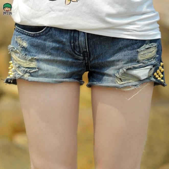 Короткие шорт из джинс своими руками 70