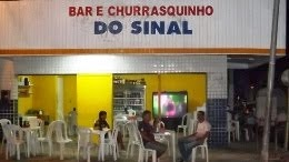 BAR E CHURRASQUINHO DO SINAL