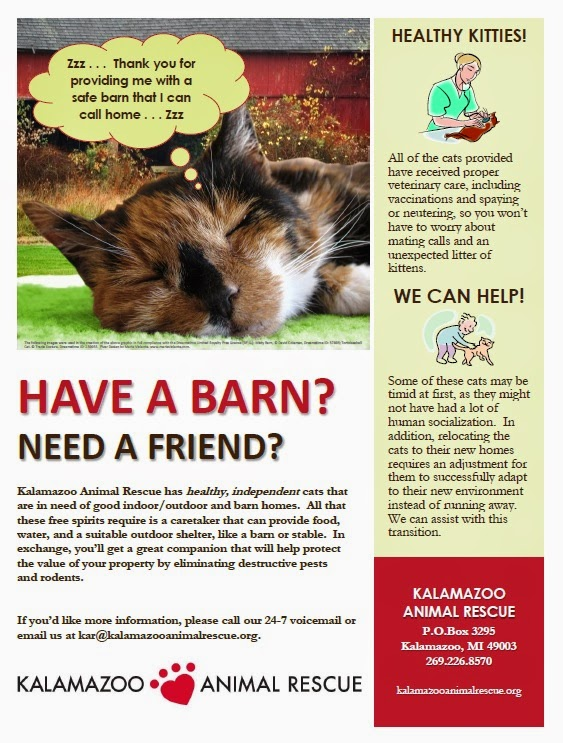 Barn Homes Needed