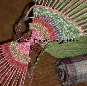 Overview of Pibiones Weaving ~ In The Round: Pending