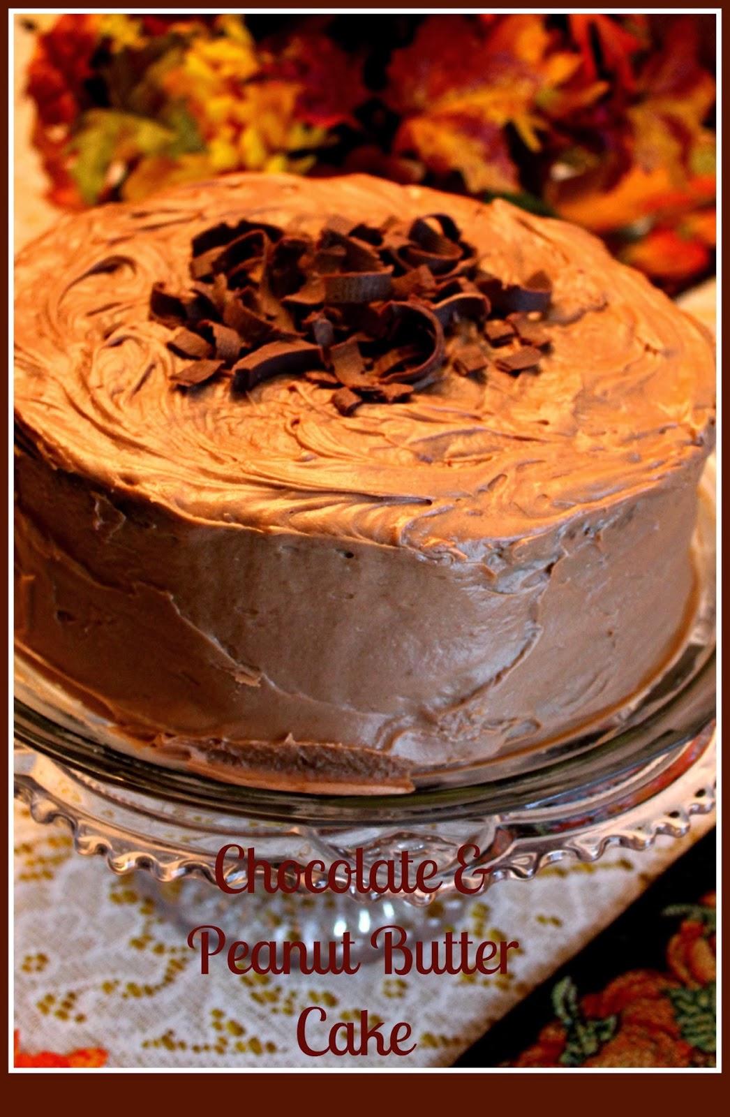 Sweet Tea and Cornbread: Mama's Chocolate and Peanut ...